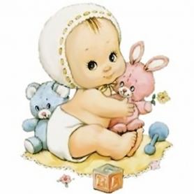 Globo de Bebé Gigante