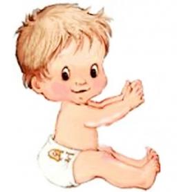 Pegatinas Bebés  Etiquetas Regalitos 0,07€