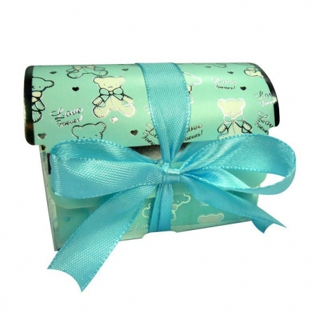 Cajita de cartón para regalos