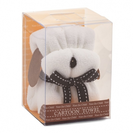 Towel Puppy Gift
