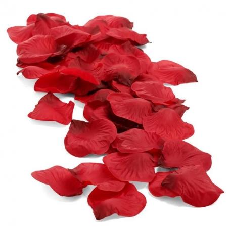 Pétalos de Flores de Tela Pétalos y cofetis para Bodas