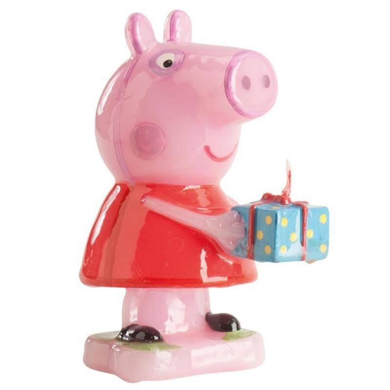 Vela Peppa Pig Decoración Cumpleaños Regalos por ocasiones