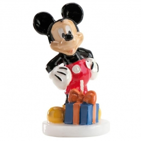 Velas Mickey Mouse