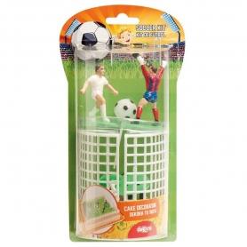 Figuras Fútbol para Tarta  Velas y Decoración para Tartas