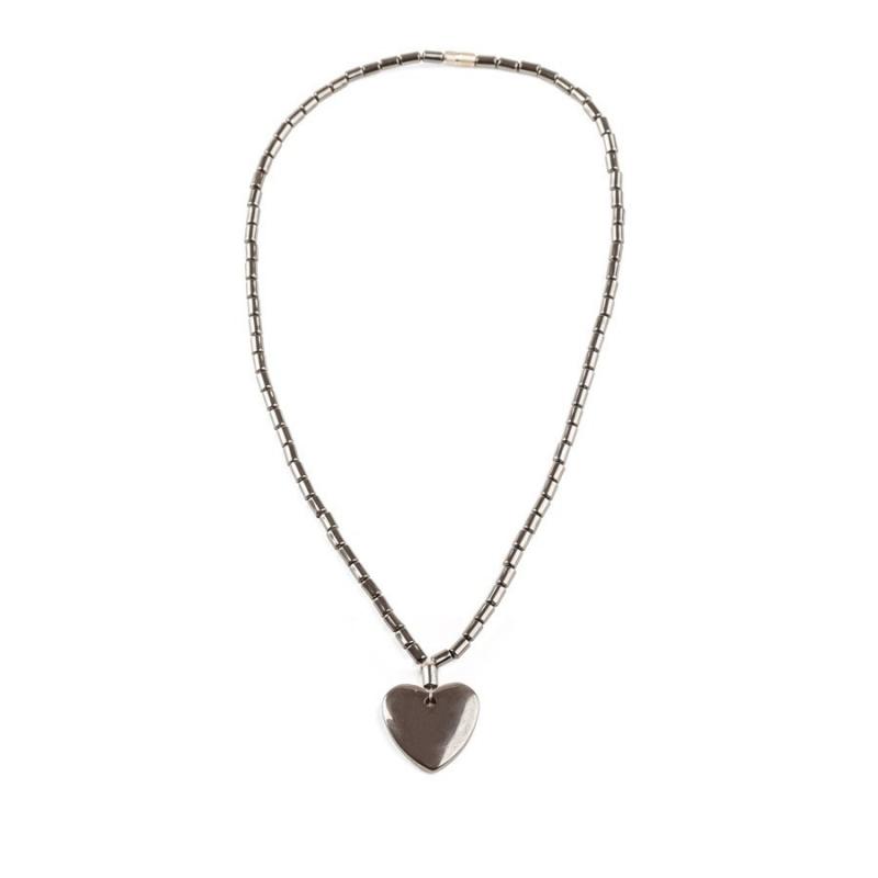 Collar Corazón Bisutería invitada Boda Detalles Boda Mujer