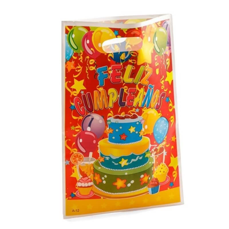 Bolsas Cumpleaños