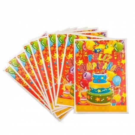 Bolsas Cumpleaños Bolsas Cumpleaños Envoltorios