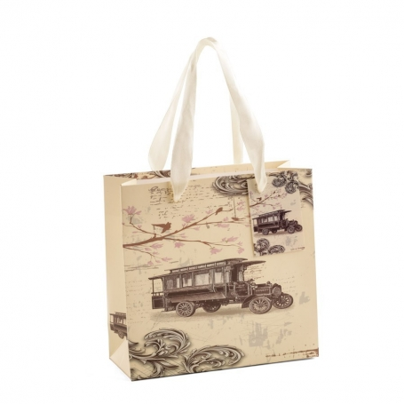 Bolsa de Regalo Vintage Pequeña  Bolsitas