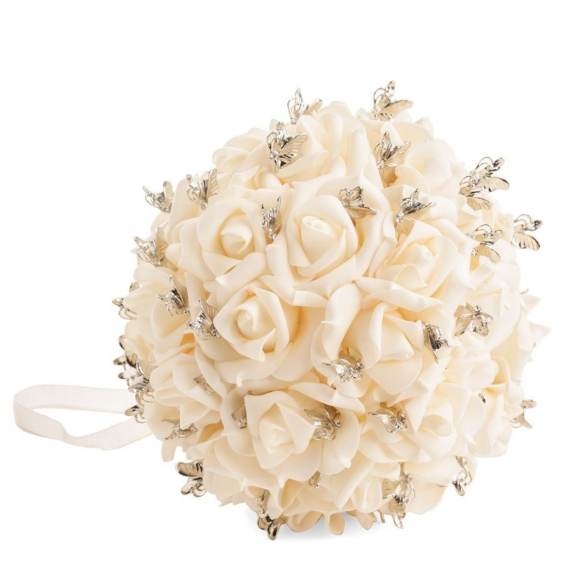 Bouquet and Pins