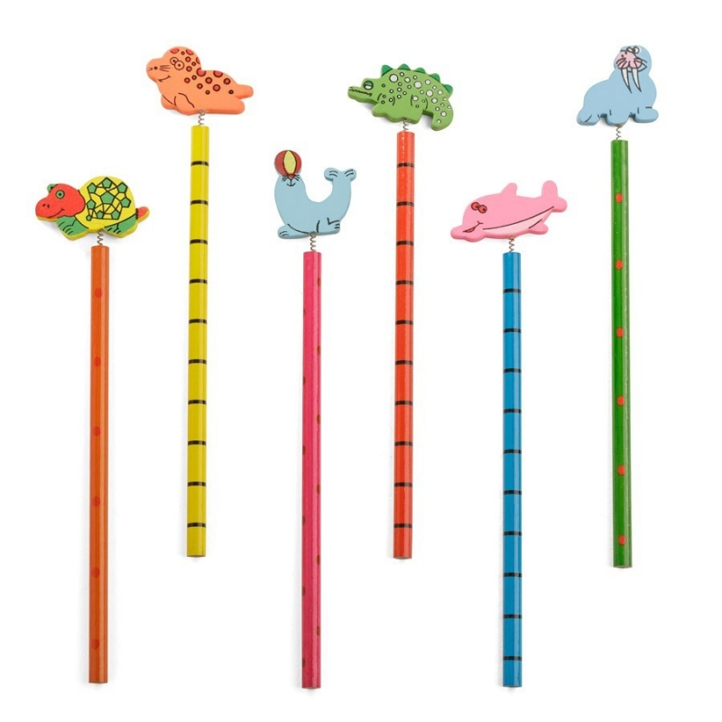 Lápices de Madera Infantiles