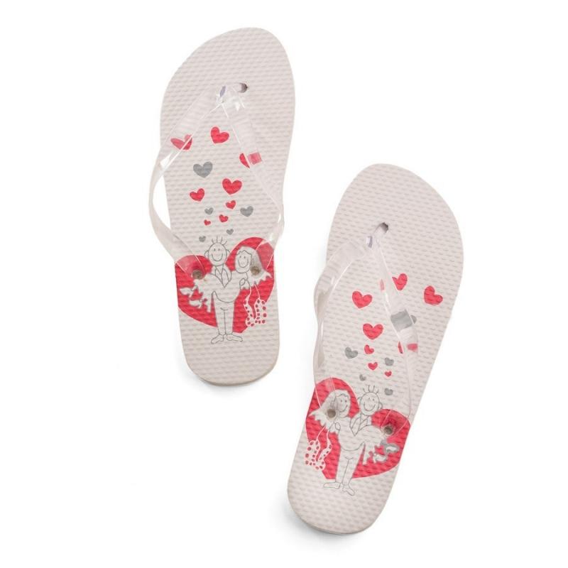 Wedding Gift Flip Flops