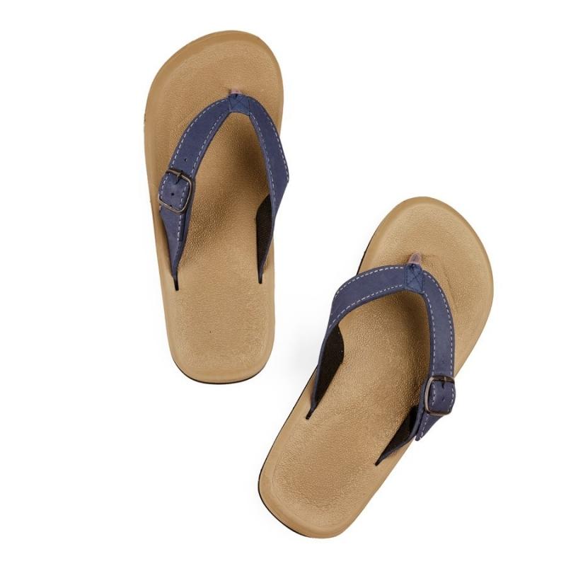 Sandalias Azules Económicas