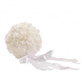 Bouquet Blanco  Alfileres de bisuteria Alfileres de Novia 9,27€