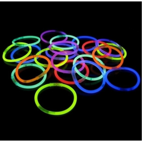 Pulseras Luminosas Baratas Leds para Bodas Decoraciones