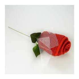 Toalla en Forma de Flor  Toallas Regalitos 0,94€