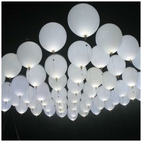 Globos Led Blancos  Globos Regalitos 0,83 €