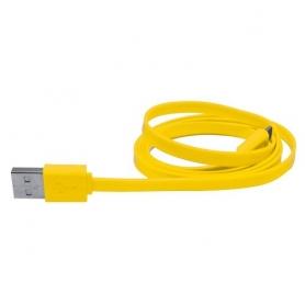 Cable Usb Color: blanco, negro, rojo, verde, amarillo, naranja