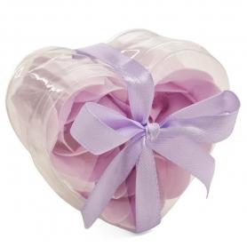 Jabón con Pétalos de Flores  Jabones Regalitos 0,48€