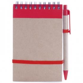 Bolígrafo y Libreta 1.45 €