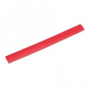 Regla Flexible Color: rojo, amarillo, naranja, azul Detalles