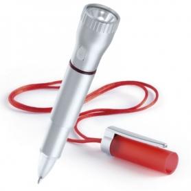 Bolígrafo con Luz Color: amarillo, azul, rojo, verde, verde