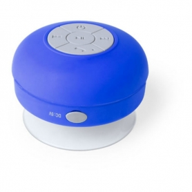 Altavoz Bluetooth Sumergible Color: amarillo, azul, blanco