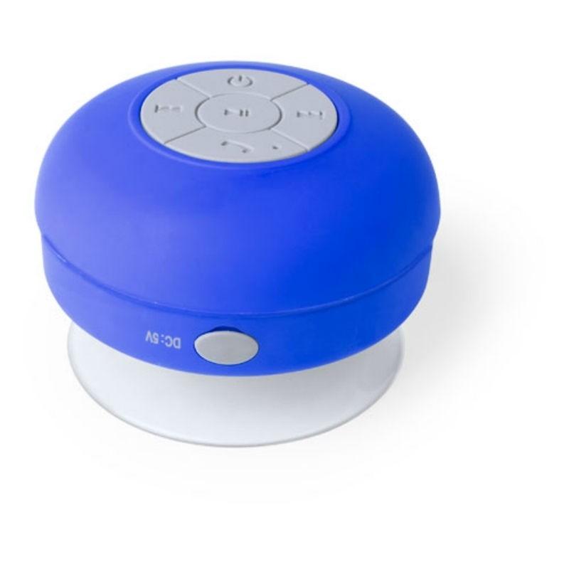 Altavoz Bluetooth Sumergible Color: amarillo, azul, blanco