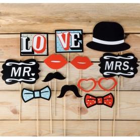 Set Photocall para Bodas  Ideas Originales para boda Detalles