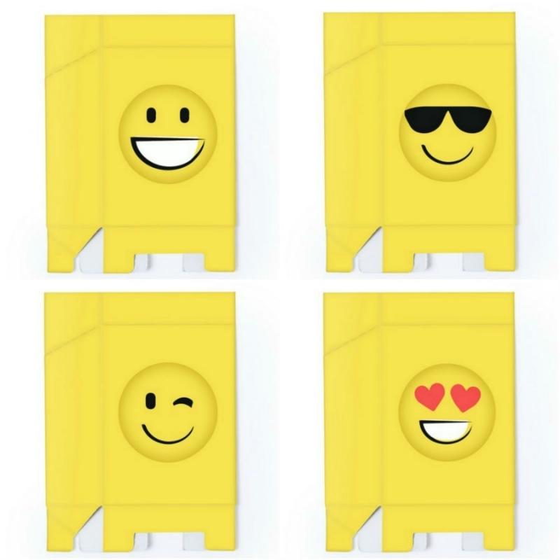Cajitas Emoticonos