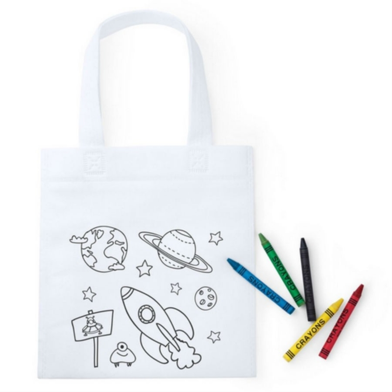 Bolsa para Colorear  Originales y Divertidos Niños