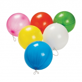 Globos Punch Ball