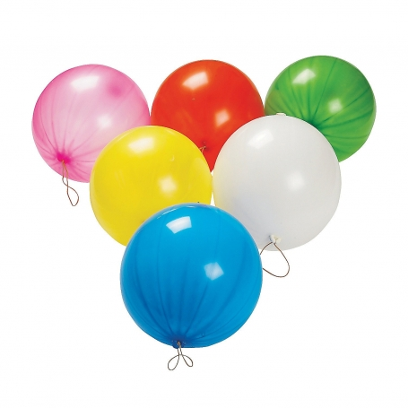 Globos Punch Ball  Globos