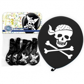 Globos Piratas 0.12 €