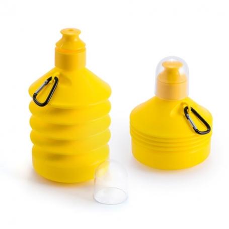 Bidón Agua Plegable Color: blanco, azul, rojo, negro, amarillo