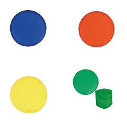 Frisbee de Tela