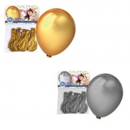 Set de 8 Globos para Decoración Globos Decorativos para