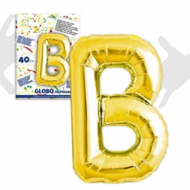 Globos Letras Doradas Globos Decorativos para Cumpleaños