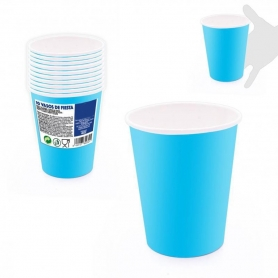 Pack de Vasos Desechables Color: rosa, azul Menaje Desechable