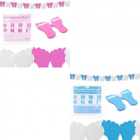 Guirnaldas Originales Banderines y Guirnaldas para Cumpleaños