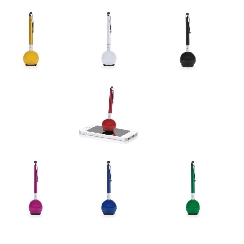 Bolígrafos Puntero para Detalles Color: blanco, negro, azul