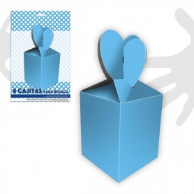 Pack cajitas Cartón para Regalos