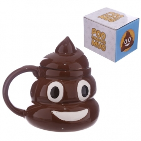 Taza Emoticono Caca 6.15 €