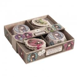 Kit para Cupcakes Gorjuss  Muñecas Gorjuss Regalos Originales