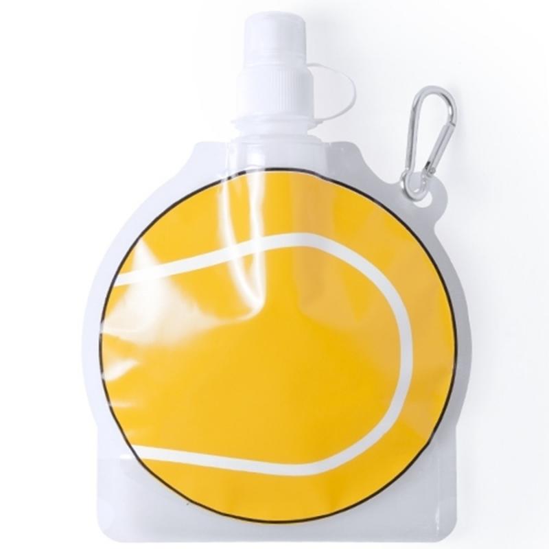 Botella de Agua Deporte Deportes: tenis, futbol, baloncesto