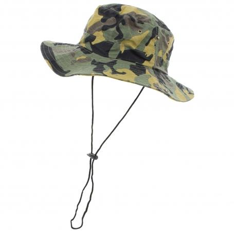 Sombrero Camuflaje Pelucas y Sombreros Complementos para