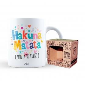 Taza Original Hakuna Matata  Tazas Regalitos 6,82€