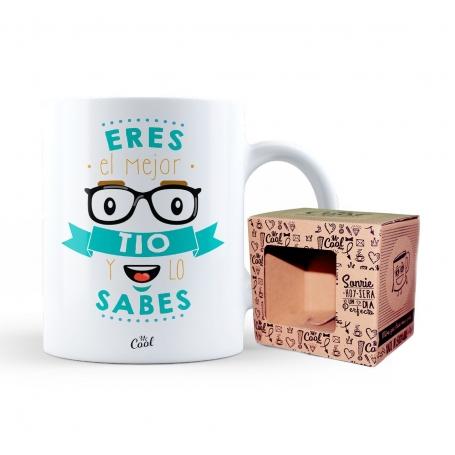 Tazas Originales para Tíos y Tías Regalos de 5 a 10€ Regalos