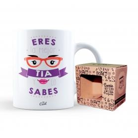 Tazas Originales para Tíos y Tías Modelo:: el, ella Tazas