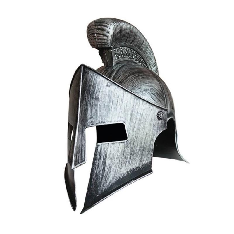 Casco de Espartano  Pelucas y Sombreros