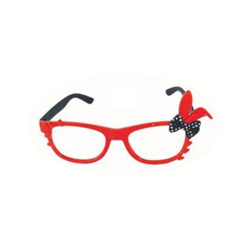Gafas de Conejita Letra:: a, b, h Gafas y Postizos